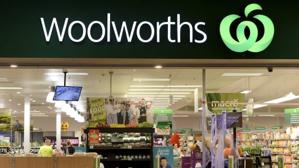 New junior Woolies staff take pay hit under deal