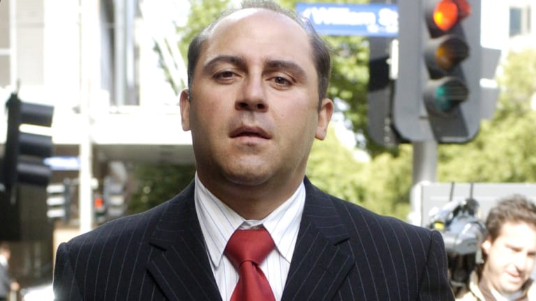 Tony Mokbel, who was a client of Informer 3838.