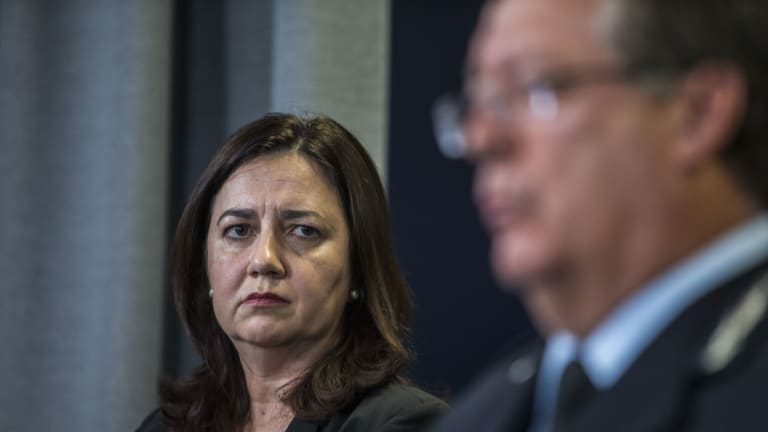 Pressure is building on Premier Annastacia Palaszczuk to launch an inquiry into the QPS' treatment of DV victims.