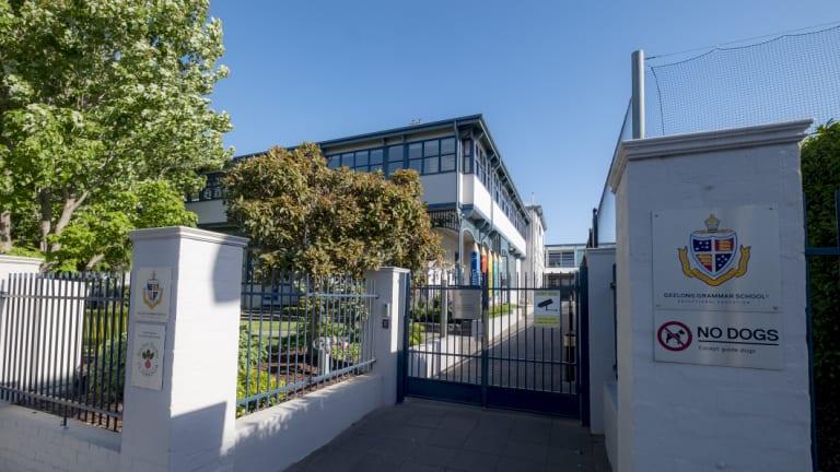 Geelong Grammar's Toorak campus.