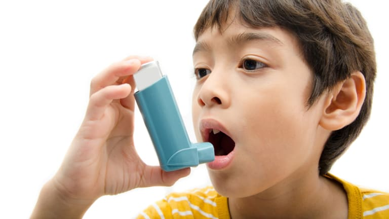 Researchers are looking for children with wheeze to take part in a trial.