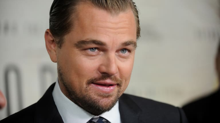 An active environmentalist, Leonardo DiCaprio has advised venture capital firms.