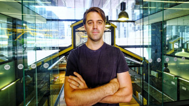 TypeHuman founder Nick Byrne says political momentum is building in the startup community.