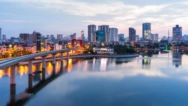 Hanoi, where the US-North Korea summit will be held.