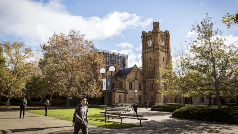 The suit gives Melbourne University as Wikileaks's address