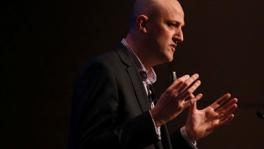 Mike Burgess, director-general of the Australian Signals Directorate.
