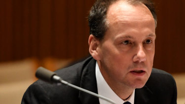 ASIC chairman James Shipton defends his decision to appeal Westpac case