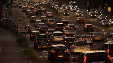 Increasing urban congestion is making vehicle emissions worse, adding to health problems.