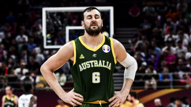 Andrew Bogut could still face sanctions while the Australians try to regroup from their World Cup disappointment.