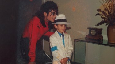Leaving Neverland airs on Ten on March 8.