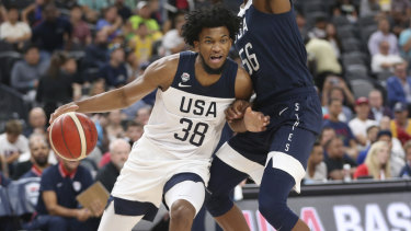 Marvin Bagley III is the latest to pull out of the Team USA squad.