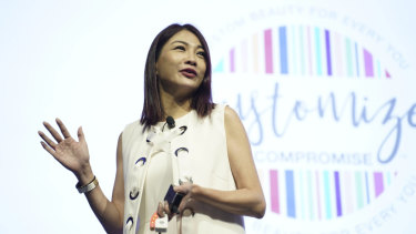 Sabrina Tan started Skin Inc after becoming frustrated at the beauty products available.