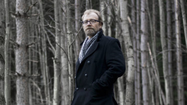 """George Saunders: """"I feel like my whole interest in fiction came from a moral and ethical place. Novels are there to help us understand how to live in the world, how to live better, to present the dangers."""