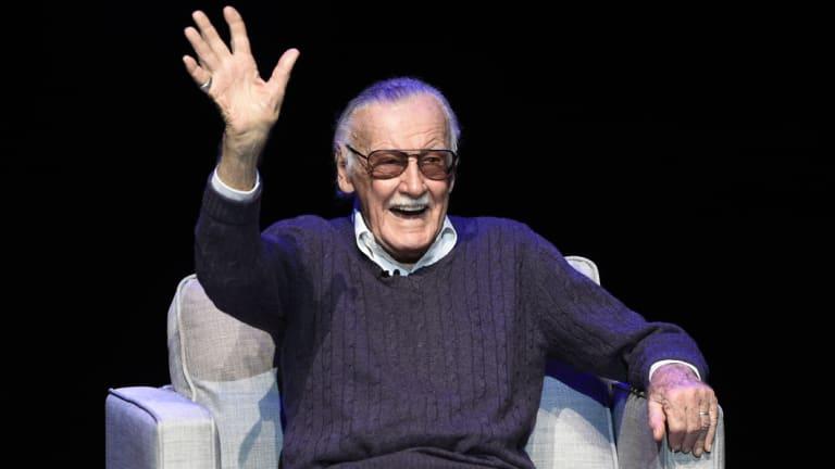 Stan Lee in 2017.