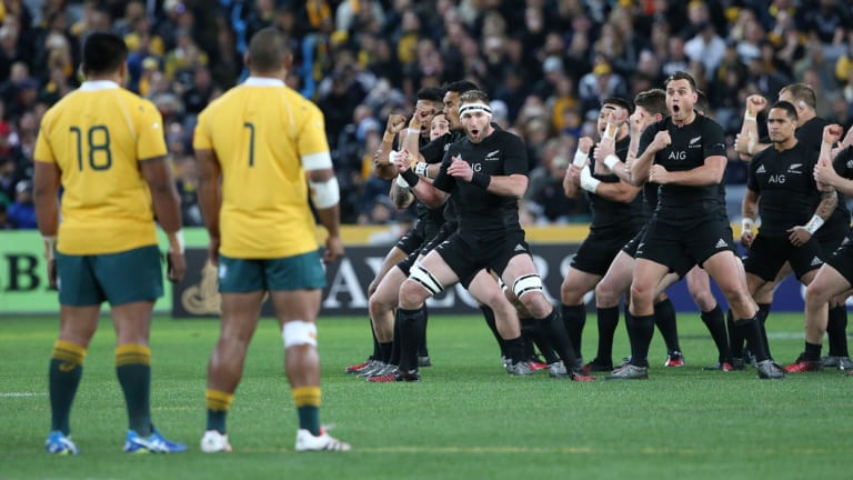 """Perhaps the most exciting challenge this year lies against Ireland and England."" Duncan Johnstone writes that the Bledisloe rivalry is tarnished by apathy."