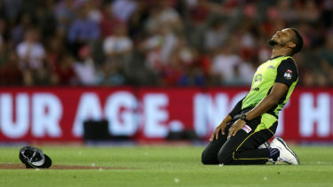 Down to earth: The Big Bash has struggled to maintain fans' attention this summer.