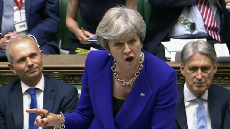 The clearer Prime Minister Theresa May's Brexit plan became, the fewer people supported it.