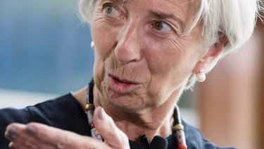 Diversity reduces the potential for groupthink, says IMF chief Christine Lagarde