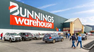 Bunnings warehouses providing good returns for property investors.