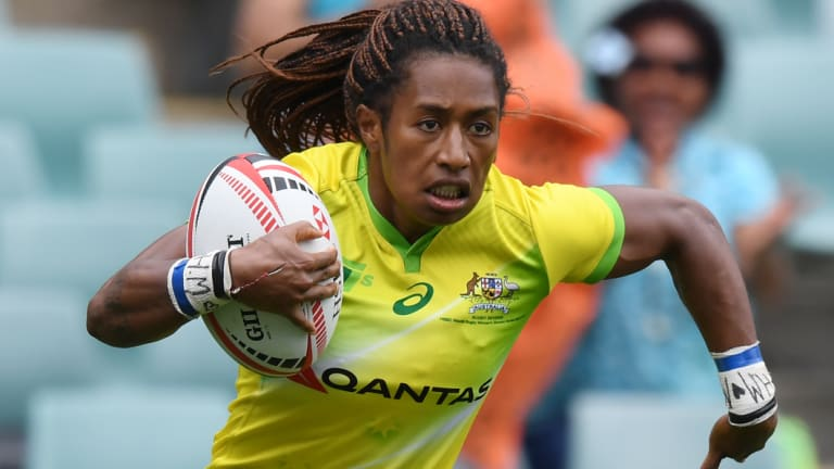 Welcome return: Australia will be delighted to have Ellia Green, along with other stars, back in the line-up.