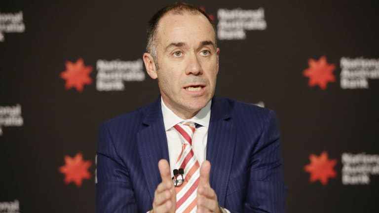National Australia Bank chief executive Andrew Thorburn said the bank would likely be reviewing its own data processes after CBA's mass breach.