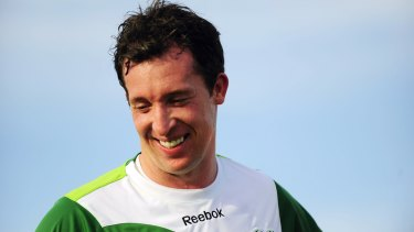 Man of God: Robbie Fowler has also expressed an interest in coaching the Roar.