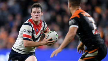 Luke Keary is at the centre of a tug-of-war with both NSW and Queensland keen on his services.