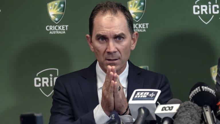 'Coaching doctor' Wade Gilbert is a big rap for new Australian cricket coach Justin Langer, above.