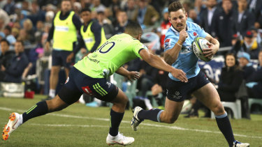 On the up: The Waratahs had a successful season, and will look to improve further in 2019.
