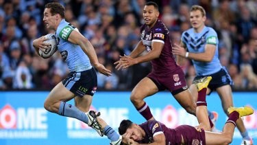 State of Origin remains the jewel in the crown for the NRL.