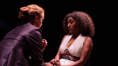'Riveting, unapologetic': The Street's young actors bring their best in 'Revolt'