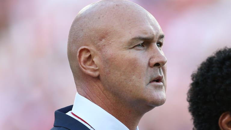 Staying on course: Paul McGregor is confident the Dragons won\'t run out of steam this year.