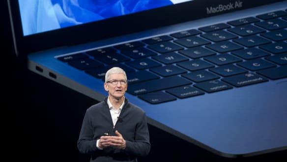 Apple reboots iPad Pro, revives MacBook Air