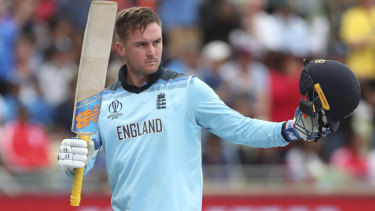 Jason Roy's batting crushed Australia's hopes.