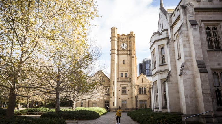 Melbourne University has again been named Australia's best in the Times Higher Education rankings.