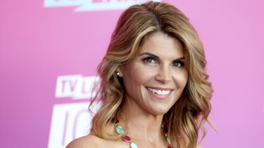 Lori Loughlin has been dropped by the popular US network, Hallmark Channel.