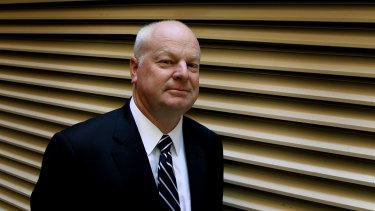ANZ NZ chief David Hisco.
