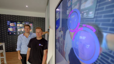Music companies are developing facial recognition software to tailor in-store music to shoppers.