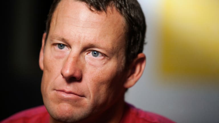Lance Armstrong was stripped of his Tour de France titles and given a lifetime ban.