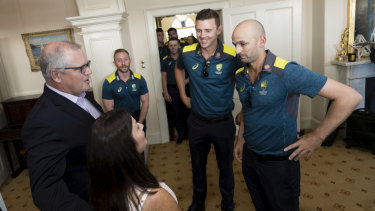 Incorrect: Scott Morrison's claim an annual pre-Test function at Kirribilli House was a Howard government initiative has been shown to be false.