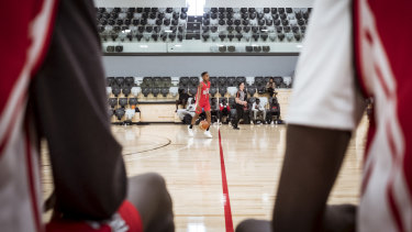 The Red Roos were disappointed when the South Sudanese Australian National Classic basketball tournament was cancelled earlier this year.
