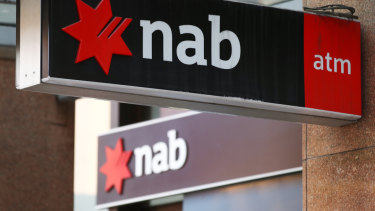 NAB's profit will take a $325m blow.