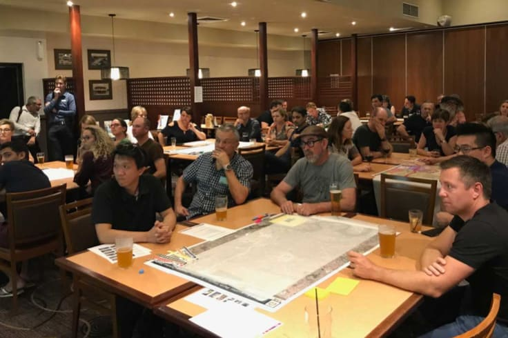 A Building Bayswater community panel session.