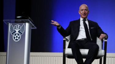 Billionaires as a class have added about $1 trillion to their total net worth since the pandemic began. And a big chunk of that flowed into the pockets of Jeff Bezos, chief executive of Amazon (and owner of The Washington Post).