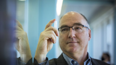 """""""This outcome highlights the risk of failure associated with early vaccine development."""": CSL chief scientific officer Andrew Nash"""