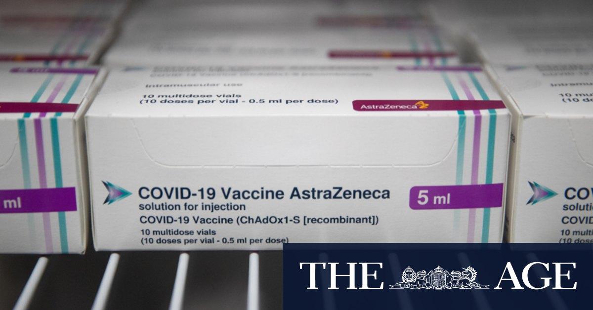 Europe blocks 250,000 AstraZeneca doses bound for Australia