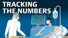 trackingthenumbersAFR Index image COVID-19, coronavirus, AFR blog,trackingthenumbers  Original image - istock vector