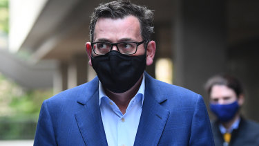 Victorian Premier Daniel Andrews announced 331 new cases and 19 deaths on Tuesday.