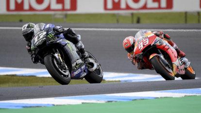 Red light: Australian MotoGP cancelled