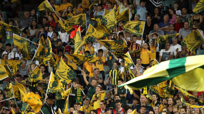 Socceroos seek government support to play home World Cup qualifiers